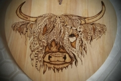 Pyrography Coo