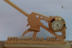 A different kind of clock