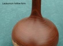Lauburnum vase