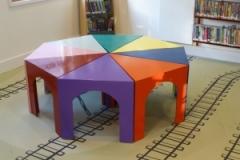 Multicoloured Kids Table
